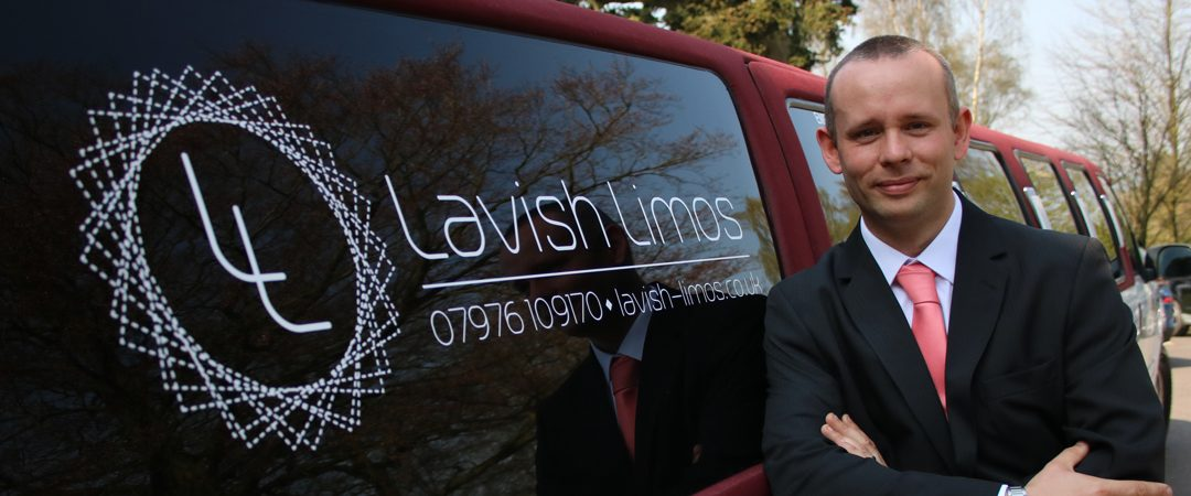 PRESS RELEASE: Get lavished by new limo hire firm!