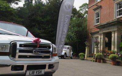 Lavish Limos at Rodbaston Hall