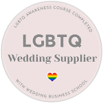 LGBTQ Wedding Training